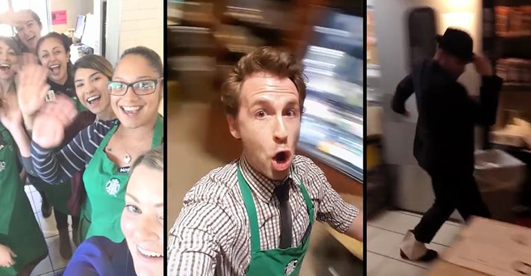 Starbucks 2016