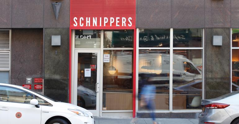 schnippers exterior