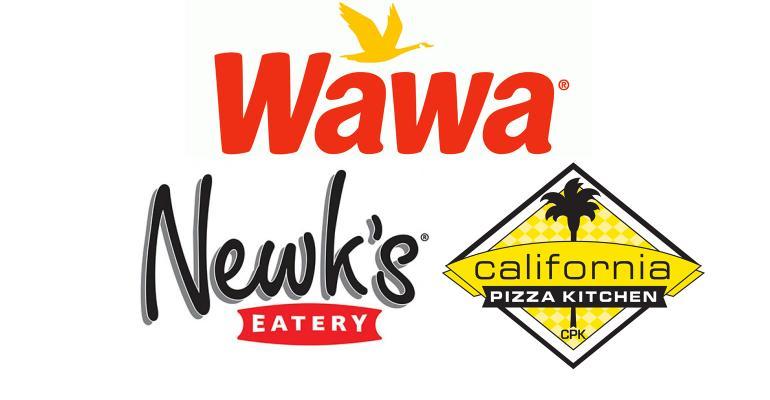 California Pizza Kitchen, Newk\'s Eatery, Wawa CEOS win Silver Plate ...