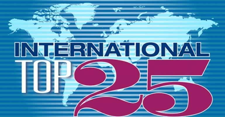 International Top 25
