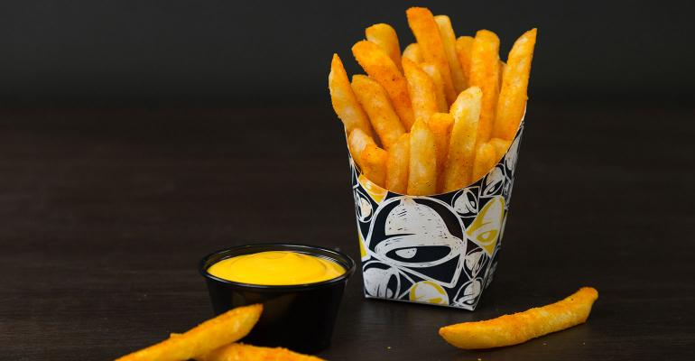 Taco Bell to bring back Nacho Fries for third time