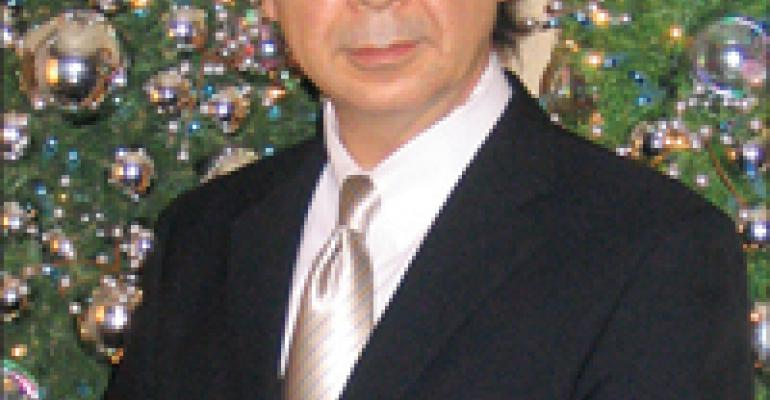 HAVING WORDS WITH Ken K. Shida PRESIDENT SHIDAX CORP.