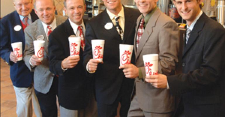 All in the family: Cathy scions further Chick-fil-A's push past $2B milestone