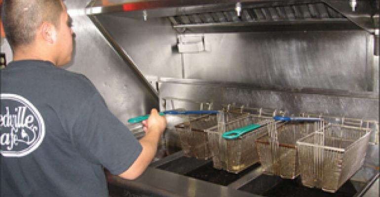 Restaurants reap rebates, lower utility costs for purchasing energy-efficient kitchen equipment