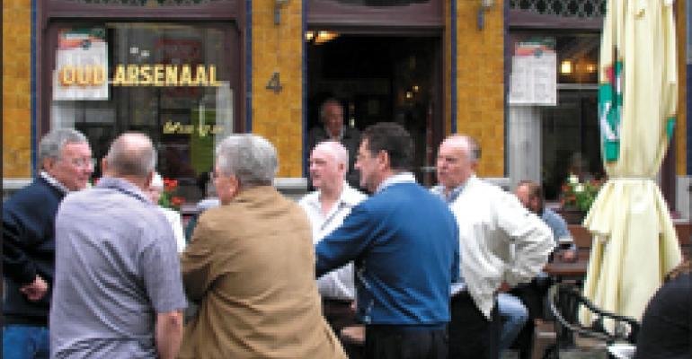 BEER, WINE & SPIRITS: Support for food-friendly Belgian beers brewing among restaurant operators