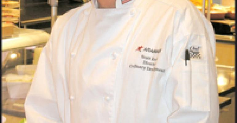 Aramark's Keats keeps an eye toward the future
