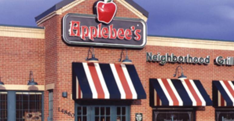 Applebee's mulls recapitalization in bid to reverse falling finances