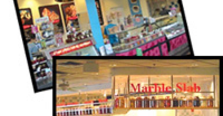 N.Y. investment firm set to acquire ice cream brands Maggie Moo's and Marble Slab