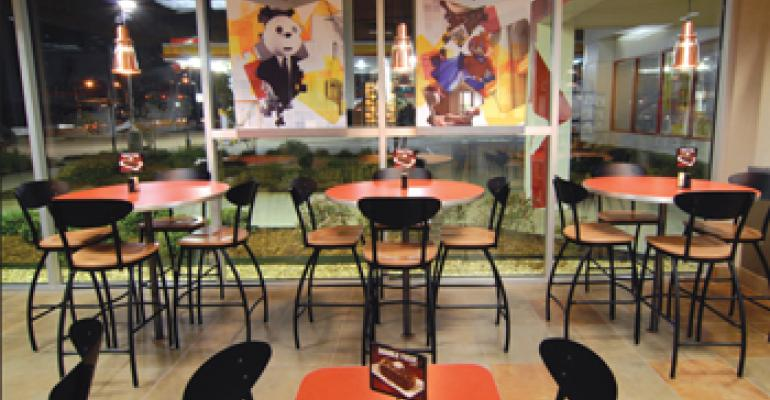 Fast feeders work to revitalize brands through unit remodelings