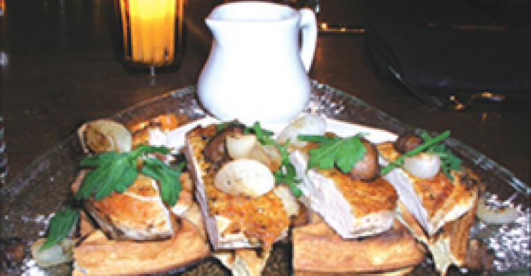 DISH OF THE WEEK: Chicken and Waffles