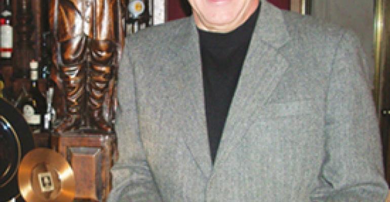 HAVING WORDS WITH Ed Novak OWNER, THE BROKER RESTAURANT, DENVER