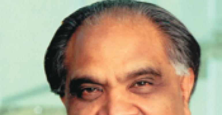 Ram Charan, acclaimed business adviser-motivator, to be MUFSO '07 keynoter