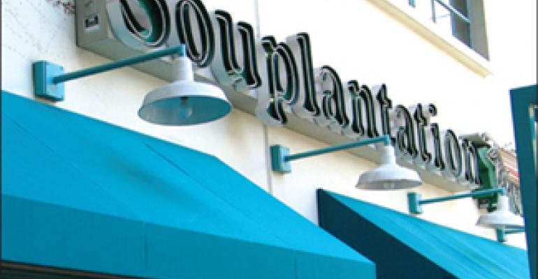 Shutdown of Souplantation after E. coli linkage illustrates variability of closures