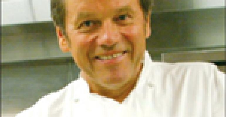 Wolfgang Puck named NRN Fine Dining Legend Award winner