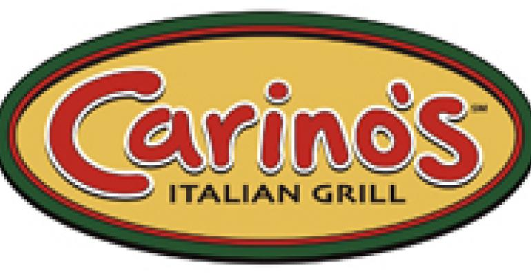 Fired Up to stress Carino's grill