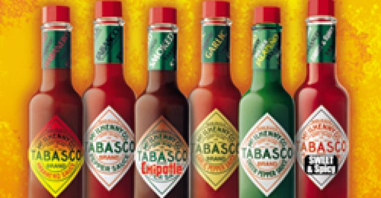 TABASCO® Family of Flavors
