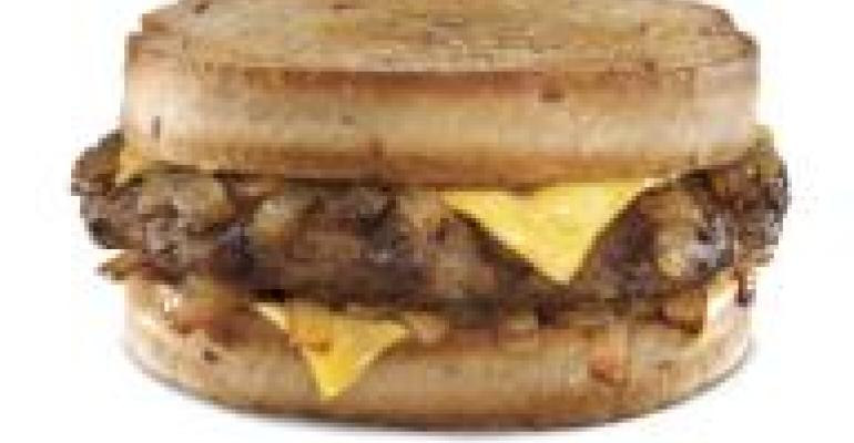 Hardee's tries a patty melt in this nod to the past