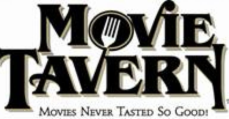 Dinner-and-a-movie chain changes menu, adds server paging
