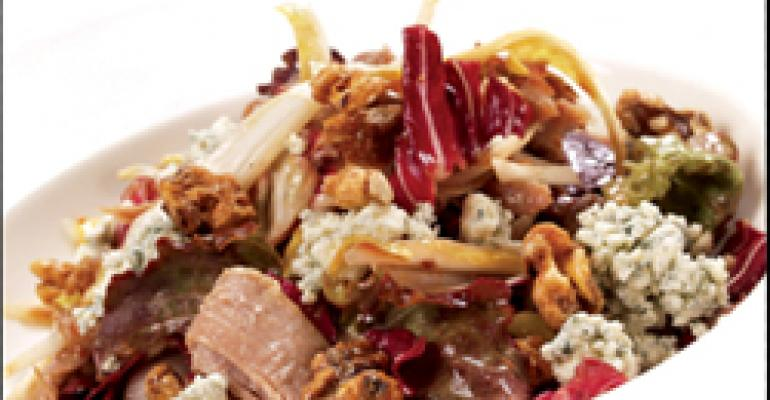 Dish of the Week: Long Island duck confit salad