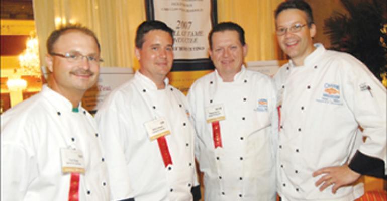 Culinary innovation cheered at MenuMasters ceremony
