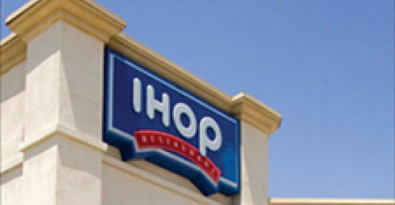IHOP Corp. serves up $2.1B buyout offer for Applebee's