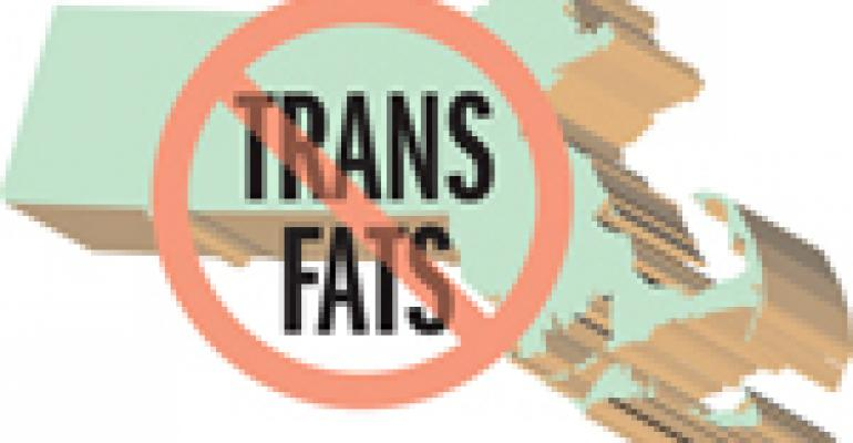MRA's Christie strikes conciliatory note on state trans fat ban but asks for more time