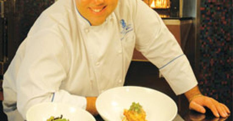 Under the Toque: Tony Miller credits family, mentors for development as a chef