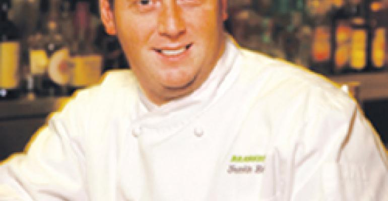 Under the Toque: Becker draws on his culinary career to give back