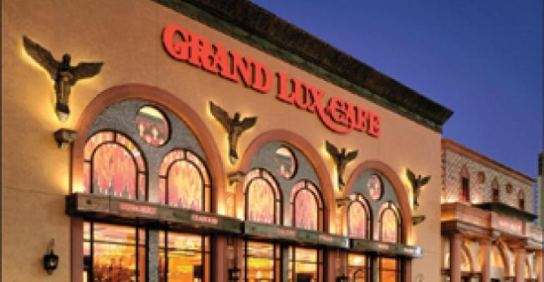 Cheesecake Factory eyes big Grand Lux expansion