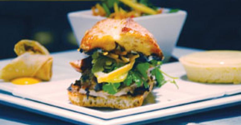 Chefs plot successful courses with prix-fixe menus