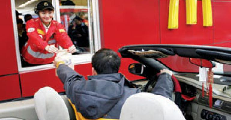 McD thirsts for $1B in new beverage sales