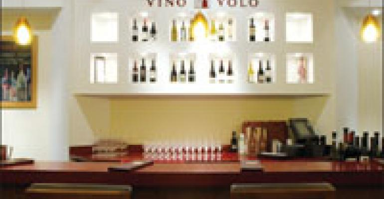 Wines take flight: Upscale airport bars bring the fruit of the vine to jet-set travelers