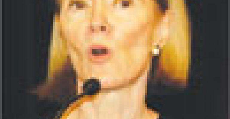 Kruse speech touts freshness, '-zation' sensations on menus