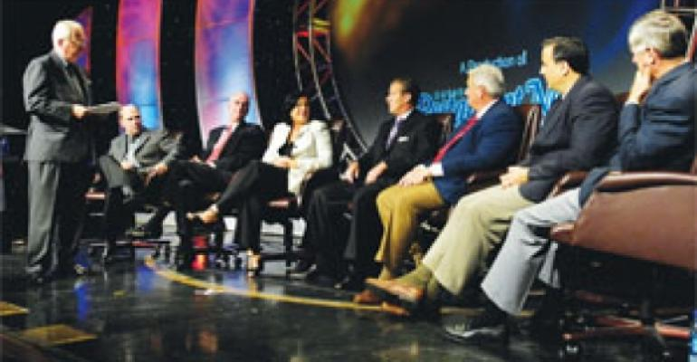 President's Panel leaders share strategies for the coming year
