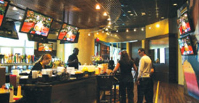 On the Menu: Jerome Bettis' Grille 36