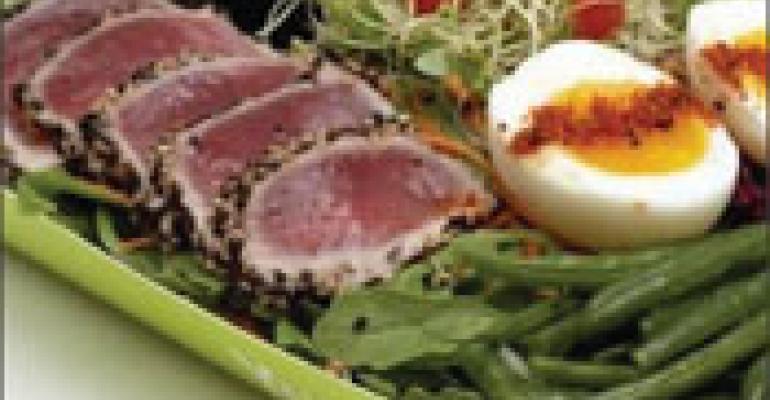 Dish of the Week: Yushi Niçoise