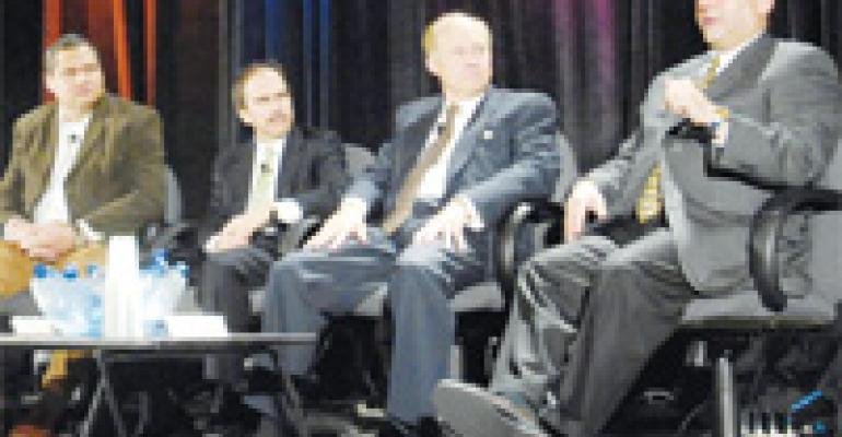 CEOs, COOs share what the boss wants from technology at FS/TEC 2007