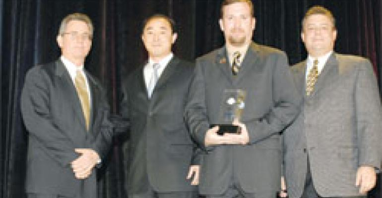 Awards luncheon honors Cheesecake Factory, Subway, others for technology initiatives