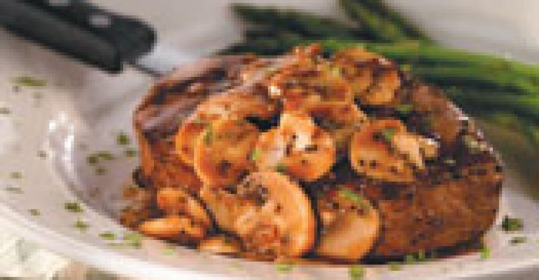 O'Charley's showcases steak in new LTO