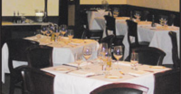 On the Menu: Visconti's