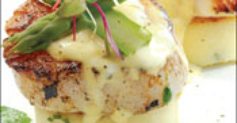 Dish of the Week: Caramelized sea scallops