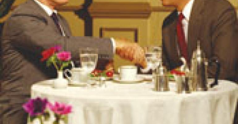 The NRN 50: Breaking bread, making deals