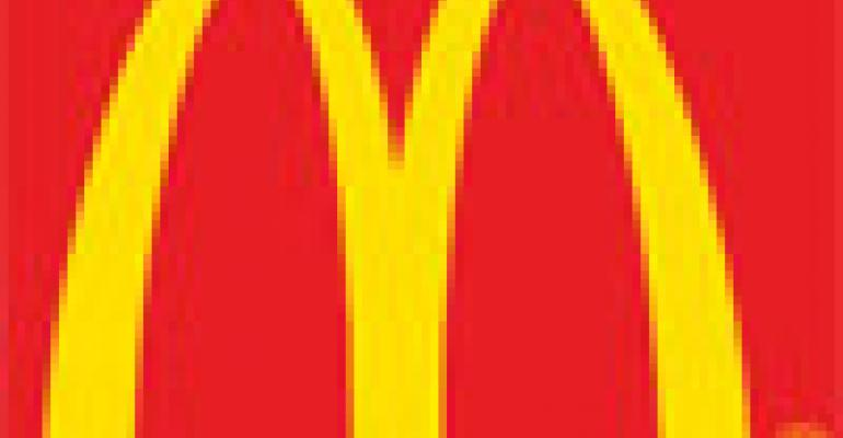 McD's flat Dec. sales, dip in traffic raise recession fears