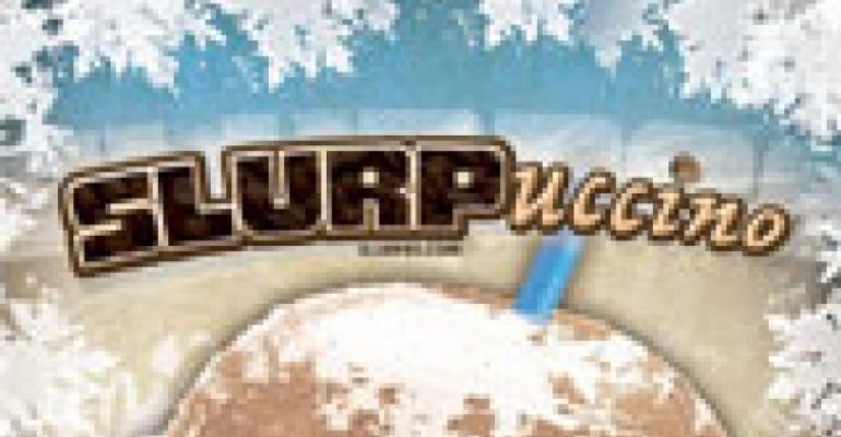7-Eleven debuts Slurpuccino frozen coffee drink