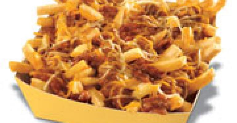Chili-cheese items back on the menu at Carl's Jr.