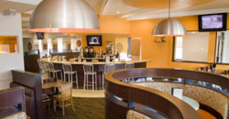 Vicorp tries a coffee bar in new Village Inn prototype