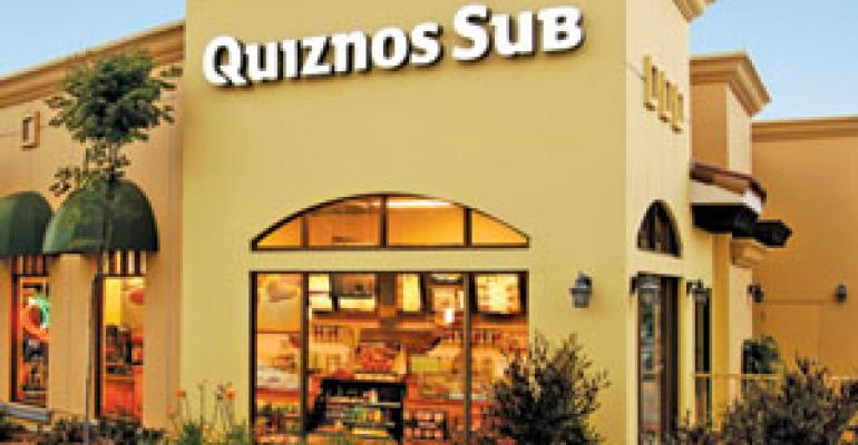 Quiznos' new spots tone down humor in favor of food focus, tell viewers to love what they eat