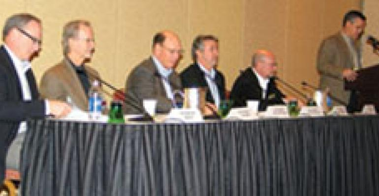COEX '08: Panel: Cooperation throughout supply chain key to successful LTOs