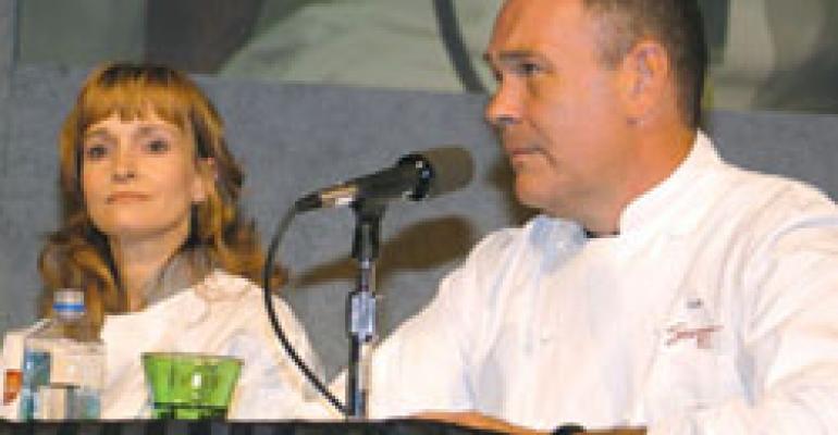 COEX '08: MenuMasters winners share innovation insights during COEX