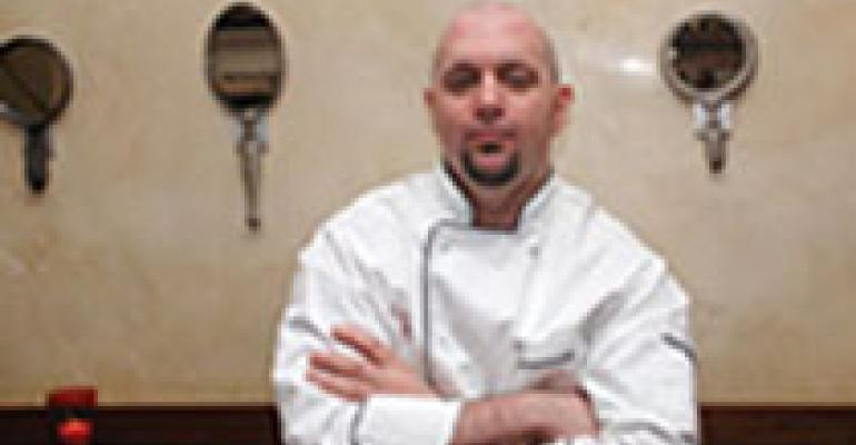 Under the Toque: Chef's life full of 'rock star' swagger for Stanton's Santos
